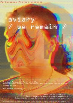 Aviary Poster